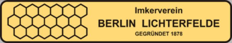Imkerverein Berlin Lichterfelde